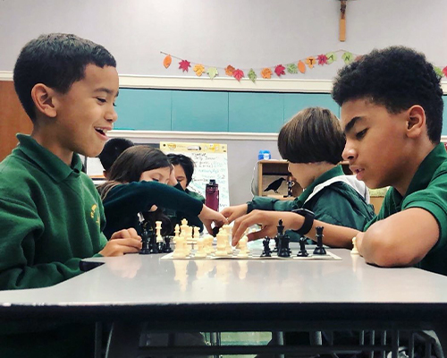 About chess