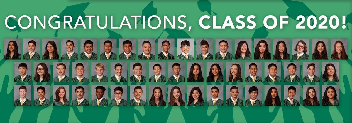CongratsClassof2020
